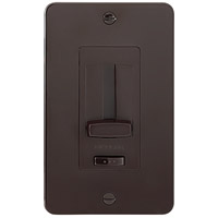 Kichler 1DDTRIMBW Under Cabinet Accessories Brown Power Supply Accessories
