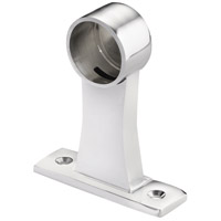 Kichler 1TEA1RDSFHCCCH ILS TE Series Chrome 3 inch Tape Light Channel High Closed Collar