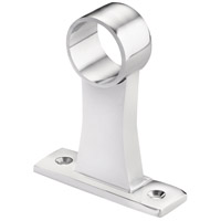Kichler 1TEA1RDSFHCOCH ILS TE Series Chrome 3 inch Tape Light Channel, High Open Collar