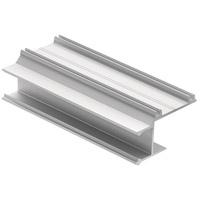 Kichler 1TEC1DC2DW8SIL ILS TE Series Silver 96 inch LED Tape Light Channel