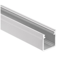 Kichler 1TEC1DWSF8SIL ILS TE Series Silver 96 inch LED Tape Light Channel
