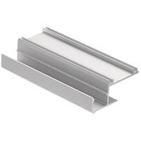 Kichler 1TEC1IC1DW8SIL ILS TE Series Silver 96 inch Tape Light Channel