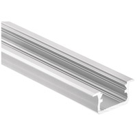 Kichler 1TEC1STRC8SIL ILS TE Series Silver 96 inch LED Tape Light Channel