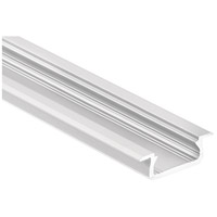 Kichler 1TEC1SWRC8SIL ILS TE Series Silver 96 inch LED Tape Light Channel