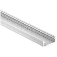 Kichler 1TEC1SWSF8SIL Ils Te Series Silver Tape Extrusion Channel