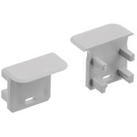 Kichler 1TEE1DWRCSSIL ILS TE Series Silver LED Tape Light Channel