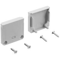 Kichler 1TEE2DWSFSSIL ILS TE Series Silver LED Tape Light Channel