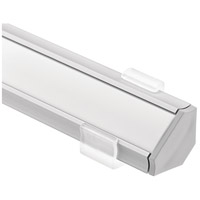 Kichler 1TEK145SF4SIL ILS TE Series Silver 48 inch LED Tape Light Channel