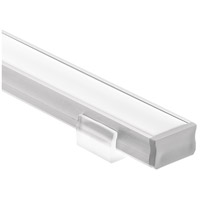 Kichler 1TEK1STSF2SIL ILS TE Series Silver 24 inch LED Tape Light Channel