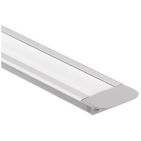 Kichler 1TEK1SWRC8SIL ILS TE Series Silver 97 inch LED Tape Light Channel