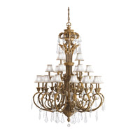 Kichler 2101RVN Ravenna 21 Light 54 inch Ravenna Chandelier Ceiling Light