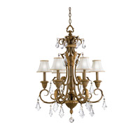 Kichler Lighting Ravenna 6 Light Chandelier in Ravenna 2130RVN photo thumbnail