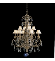 Kichler Lighting Ravenna Chandelier in Ravenna 2131RVN alternative photo thumbnail