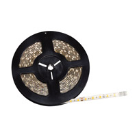 Kichler Lighting Damp Location LED Tape IP65 High Output 3200K 20ft in White Material 220H32WH