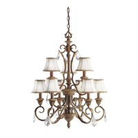 Kichler Lighting Ravenna 9 Light Chandelier in Ravenna 2441RVN