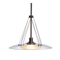 Kichler Lighting Structures 1 Light Pendant in Olde Bronze 2667OZ