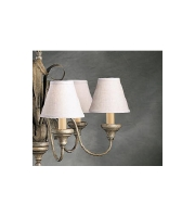 Kichler Lighting Accessory Shade in Natural Linen Weave 2987NA photo thumbnail