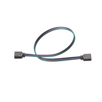 LED Tape Black 96 inch LED Tape Interconnect in 96in, RGB