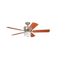 Kichler Chicago Fan in Brushed Nickel 300001NI