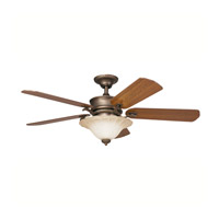 Kichler Lighting Humboldt Fan in Oiled Bronze 300002OLZ photo thumbnail