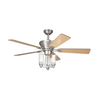 Kichler Lighting Circolo Fan in Brushed Nickel 300005NI