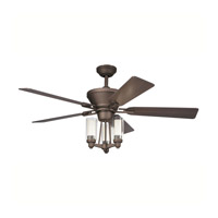 Kichler Lighting Circolo Fan in Olde Bronze 300005OZ photo thumbnail