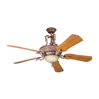 Kichler Lighting Kimberley Fan in Aged Pecan 300008APC photo thumbnail