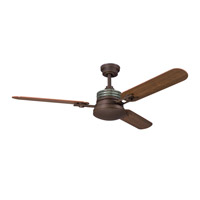 Kichler Lighting Structures 1 Light Fan in Olde Bronze 300009OZ photo thumbnail