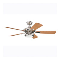 Kichler Lighting Aldrin Fan in Brushed Stainless Steel 300014BSS alternative photo thumbnail