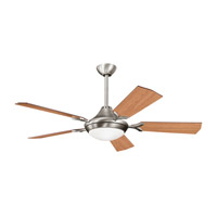 Kichler 300019AP Bellamy Antique Pewter with Cherry Blades Fan alternative photo thumbnail
