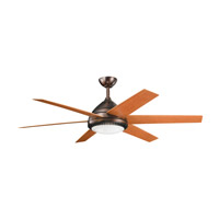Kichler Lighting Ceres Fan in Oil Brushed Bronze 300021OBB