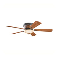 Kichler Lighting Dorset Fan in Mediterranean Walnut 300022MDW photo thumbnail