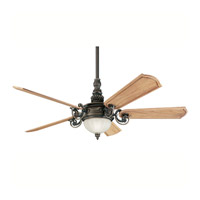 Kichler Lighting Highland Manor Fan in Oiled Bronze 300101OLZ photo thumbnail