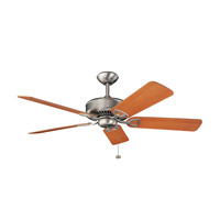 Kichler Lighting Kedron Fan in Brushed Nickel 300104NI photo thumbnail