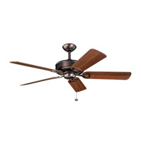Kichler Lighting Kedron Fan in Oil Brushed Bronze 300104OBB photo thumbnail