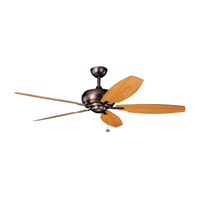 Kichler Lighting Whitmore Fan in Oil Brushed Bronze 300105OBB