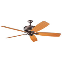 Kichler Lighting Monarch Fan in Oil Brushed Bronze 300106OBB