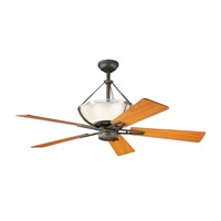 Kichler Lighting Lucia 2 Light Fan in Olde Bronze 300111OZ alternative photo thumbnail