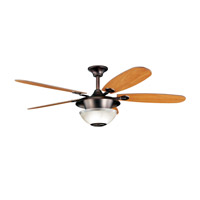 Kichler Lighting Keswick Fan in Oil Brushed Bronze 300112OBB photo thumbnail