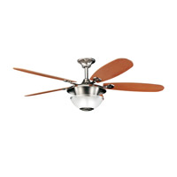 Kichler Lighting Keswick Fan in Polished Nickel 300112PN alternative photo thumbnail