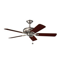 Kichler 300118AP Bentzen 52 inch Antique Pewter with Cherry Blades Fan