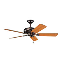 Kichler Lighting Bentzen Fan in Oil Brushed Bronze 300118OBB alternative photo thumbnail