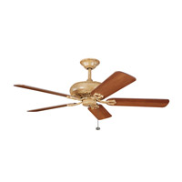 Kichler Lighting Bentzen Fan in Wispy Brulee 300118WBR alternative photo thumbnail