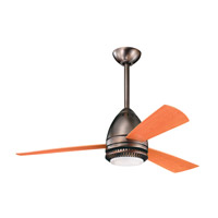 Kichler Lighting Eva Fan in Oil Brushed Bronze 300121OBB photo thumbnail