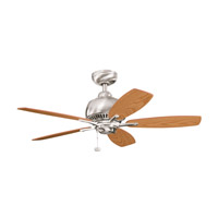 Kichler Lighting Richland Fan in Brushed Stainless Steel 300123BSS alternative photo thumbnail