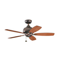 Kichler Lighting Richland Fan in Oil Brushed Bronze 300123OBB