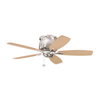 Kichler Lighting Richland II Fan in Brushed Stainless Steel 300124BSS