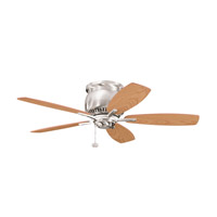 Kichler Lighting Richland II Fan in Brushed Stainless Steel 300124BSS alternative photo thumbnail