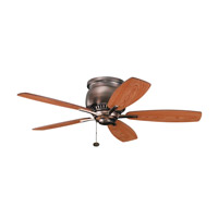 Kichler Lighting Richland II Fan in Oil Brushed Bronze 300124OBB