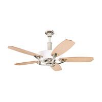 Kichler 300126pn Palla Polished Nickel With Maple Blades Fan